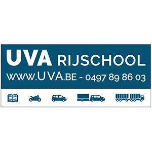 UVA rijschool logo