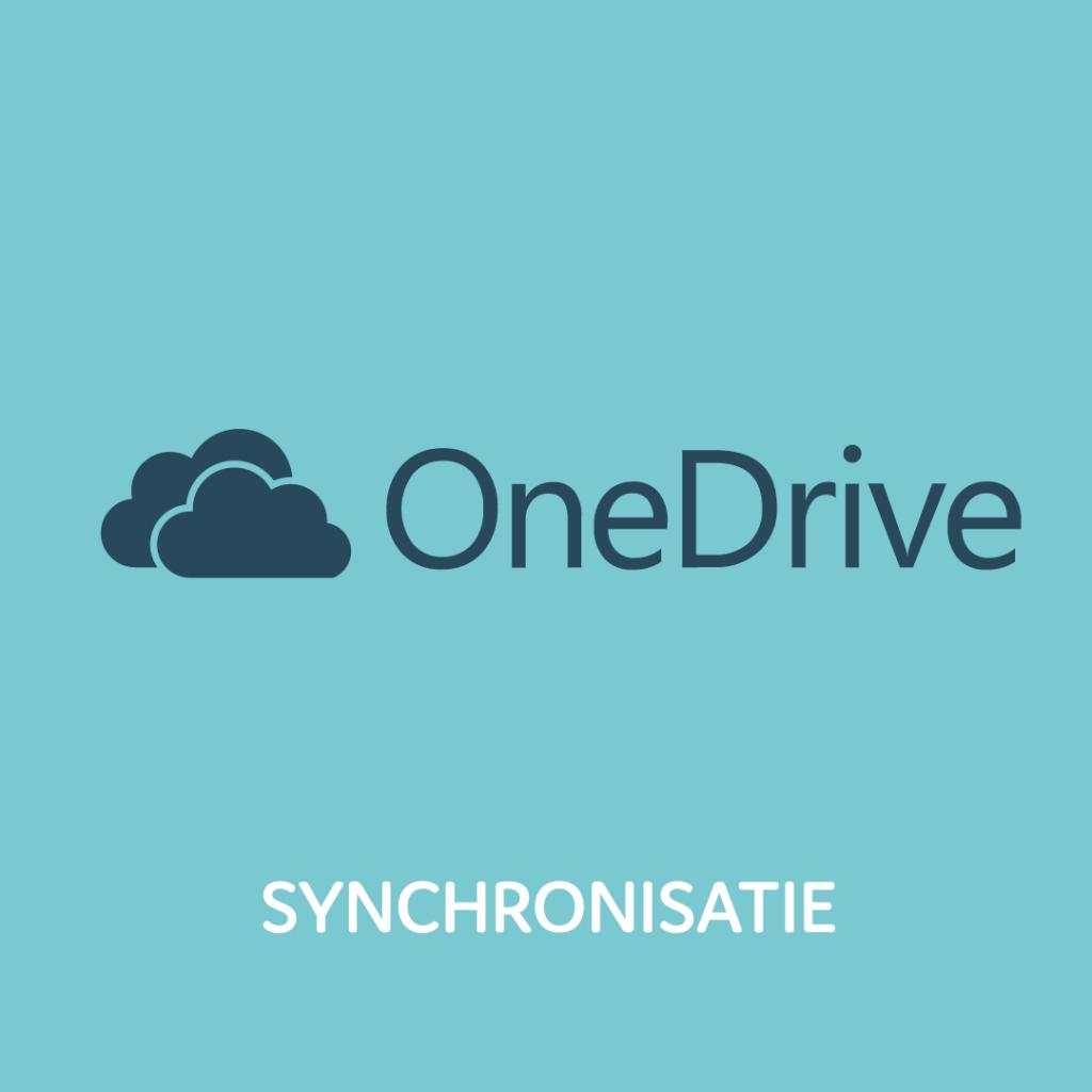 Microsoft OneDrive syncronisatie